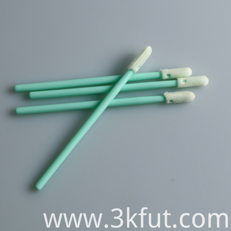 Head Foam Tip Swab