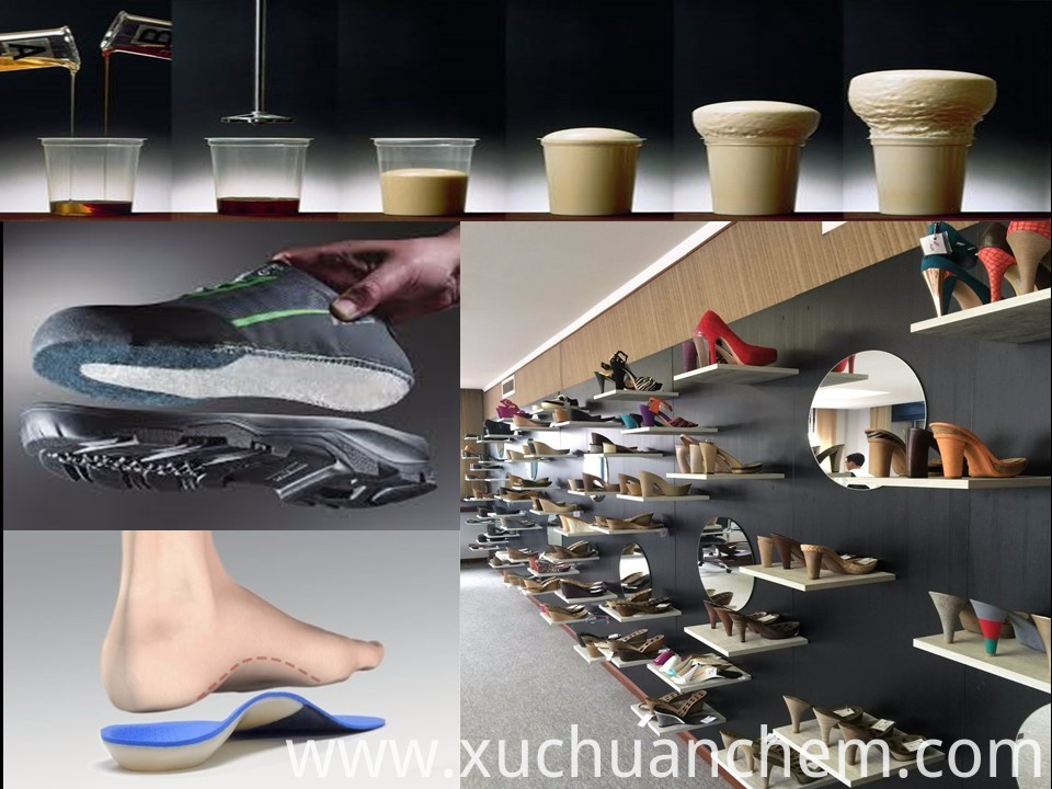 Polyurethane Resin For Shoes