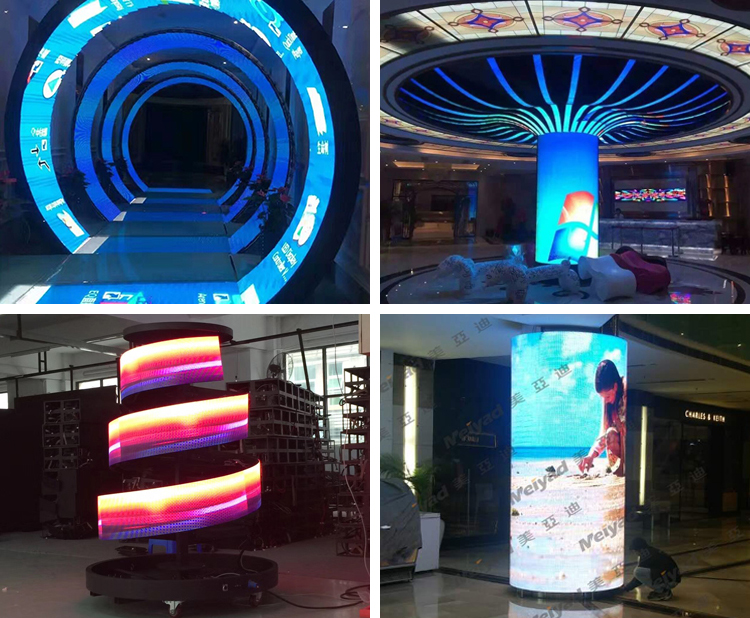 Indoor Soft LED Screen