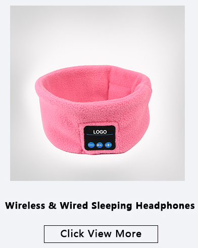 bluetooth music headband sleeping headphone