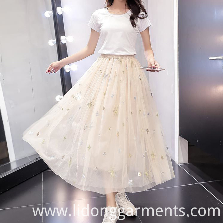 High Waist Skirts for Ladies