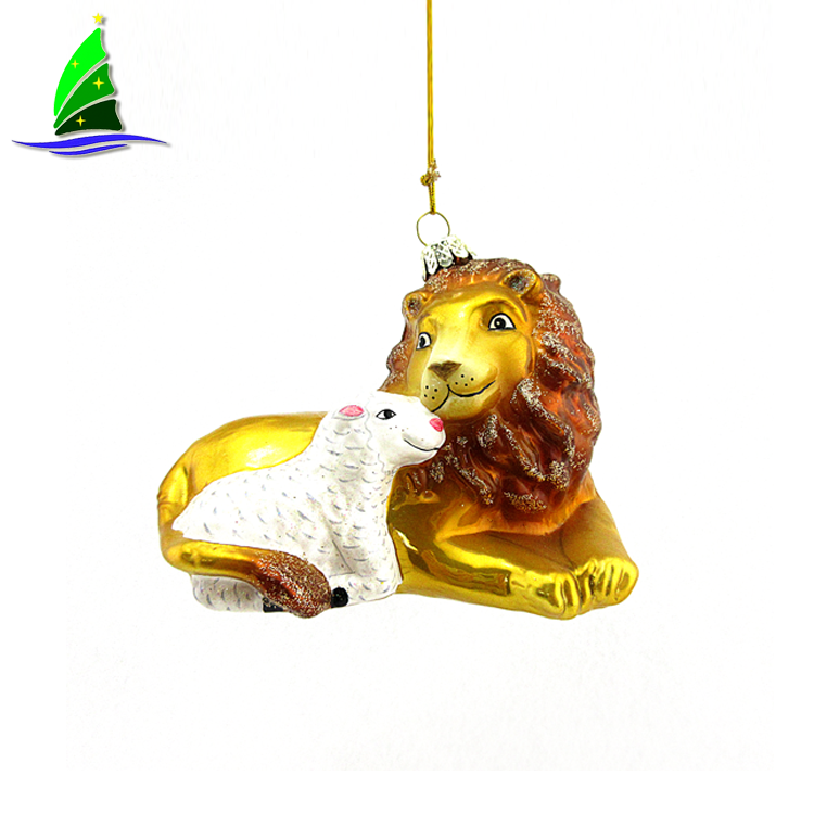 Animal Figurines Ornaments