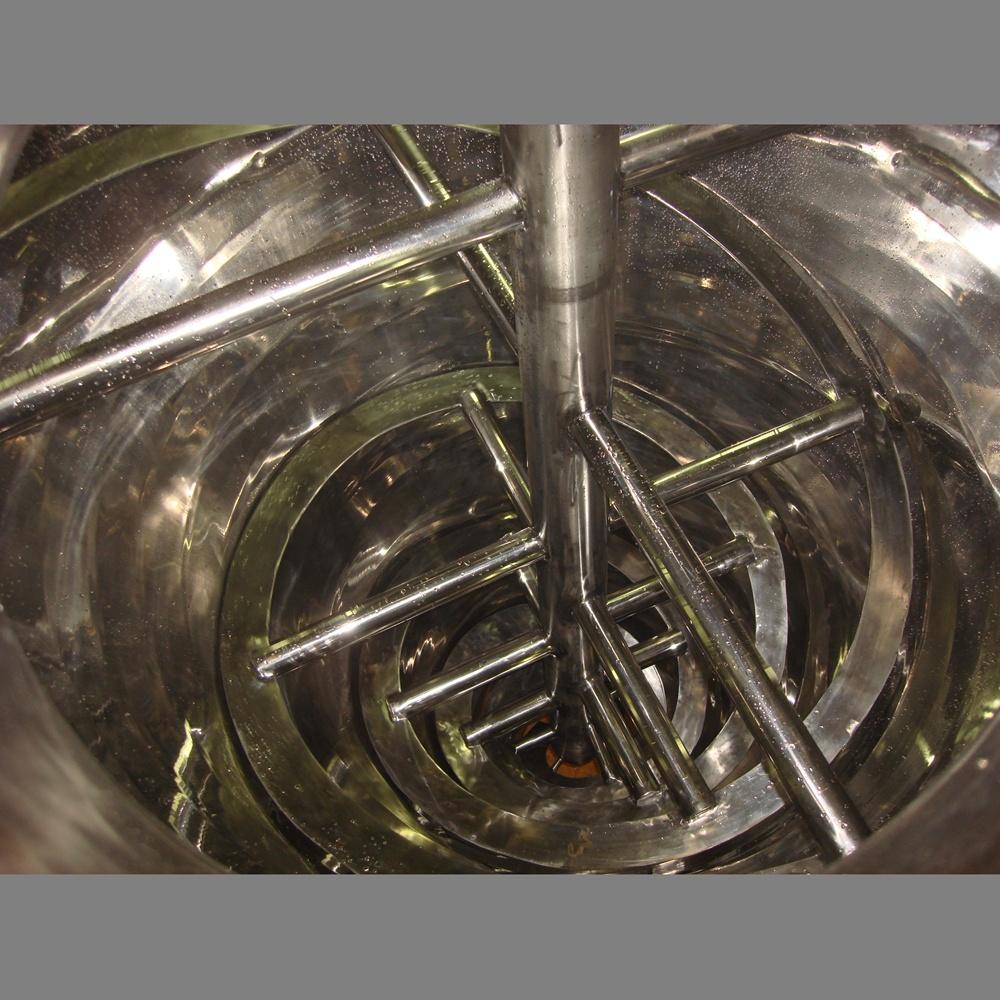 圆锥形螺杆真空干燥器