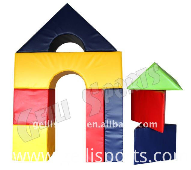 Soft Play Foam blocks