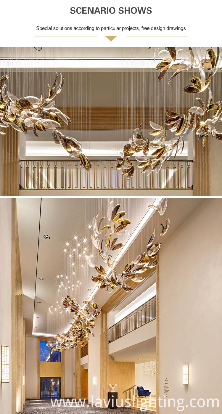 modern design chandeliers lamp