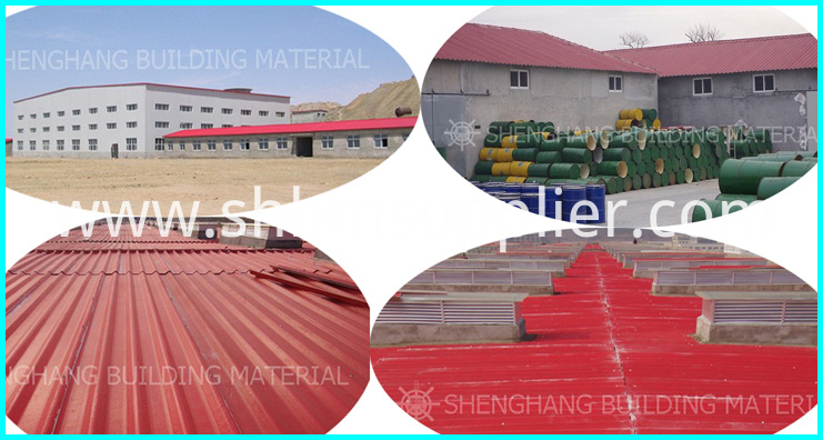 High strength stone coated steel roofing tile