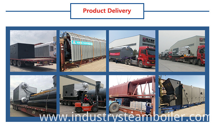 Biomass Steam Boiler for Cigar Tobacco Industry