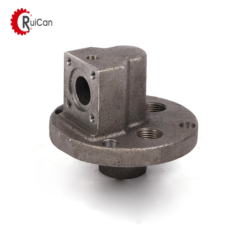 OEM customized investment die casting process components design performance cnc electric servo hub for rob
