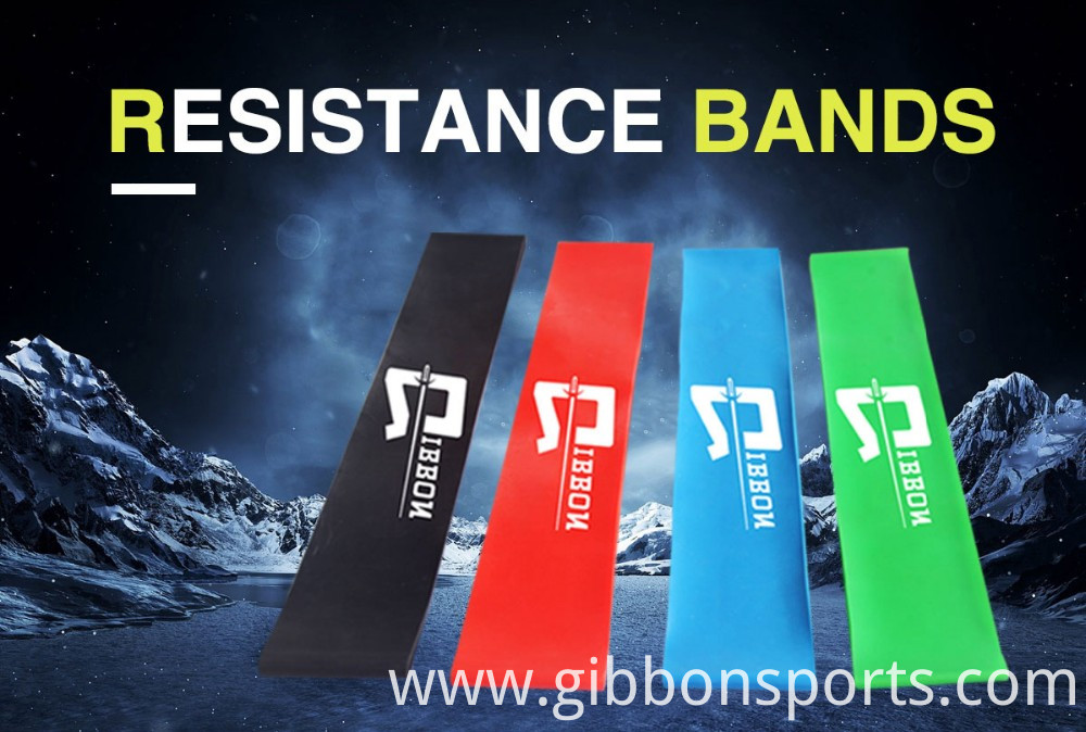 Custom Printed Resistance Bands