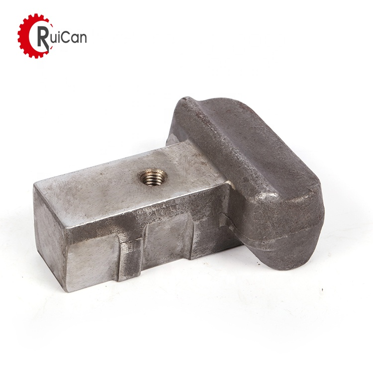 OEM customized precision sintered lock parts latch bolt customized lock accessories with investment casting p