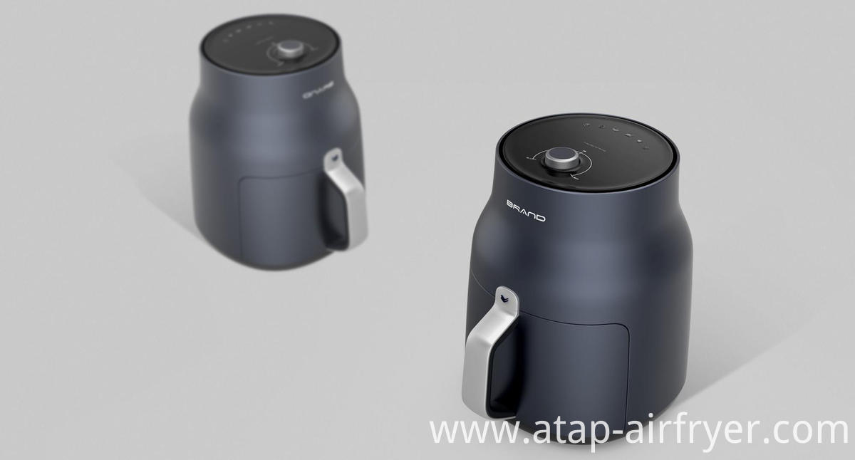 Air Fryer in Kitchen