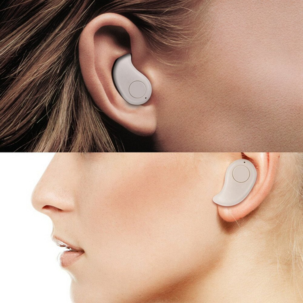 Magnetic stylish mini colorful earbud wireless