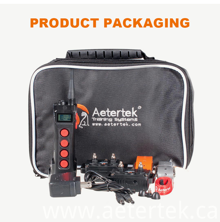 Aetertek AT-919C Remote Dog Trainer