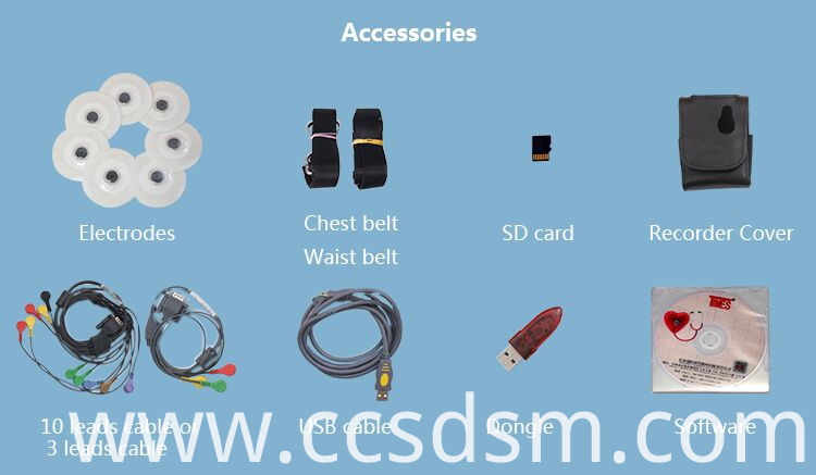 Holter Monitor Ecg