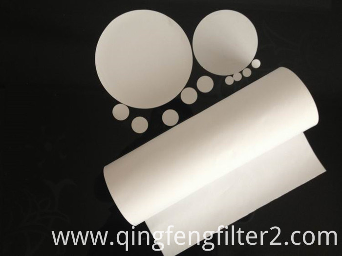 Strong Toughness 0.22 Micron Hydrophilic Nylon Filter Membrane with Support Layer