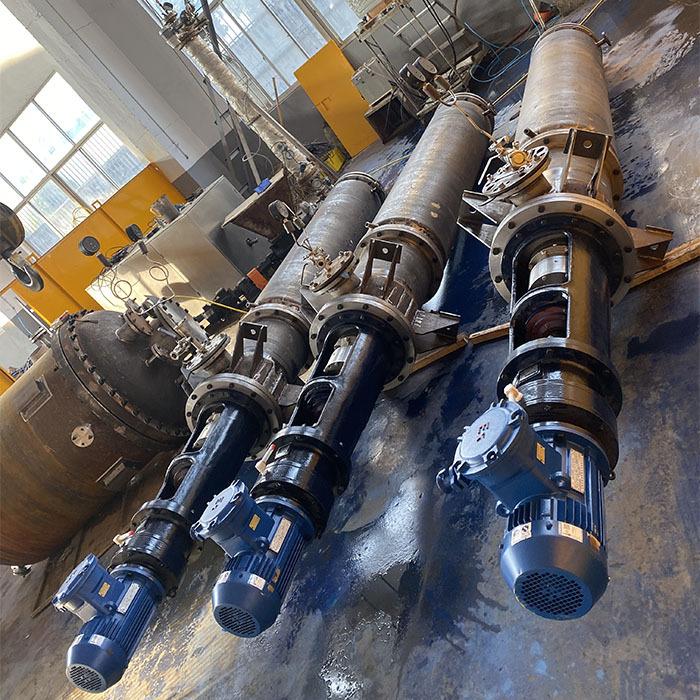 旋转式降膜蒸发器