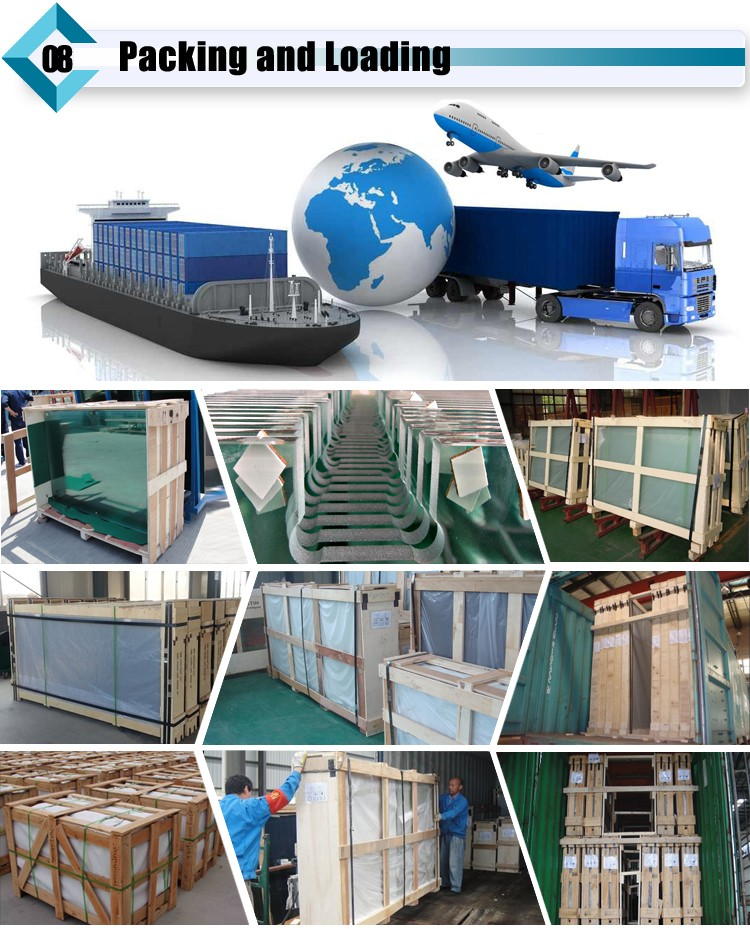 Laminated Glass Package