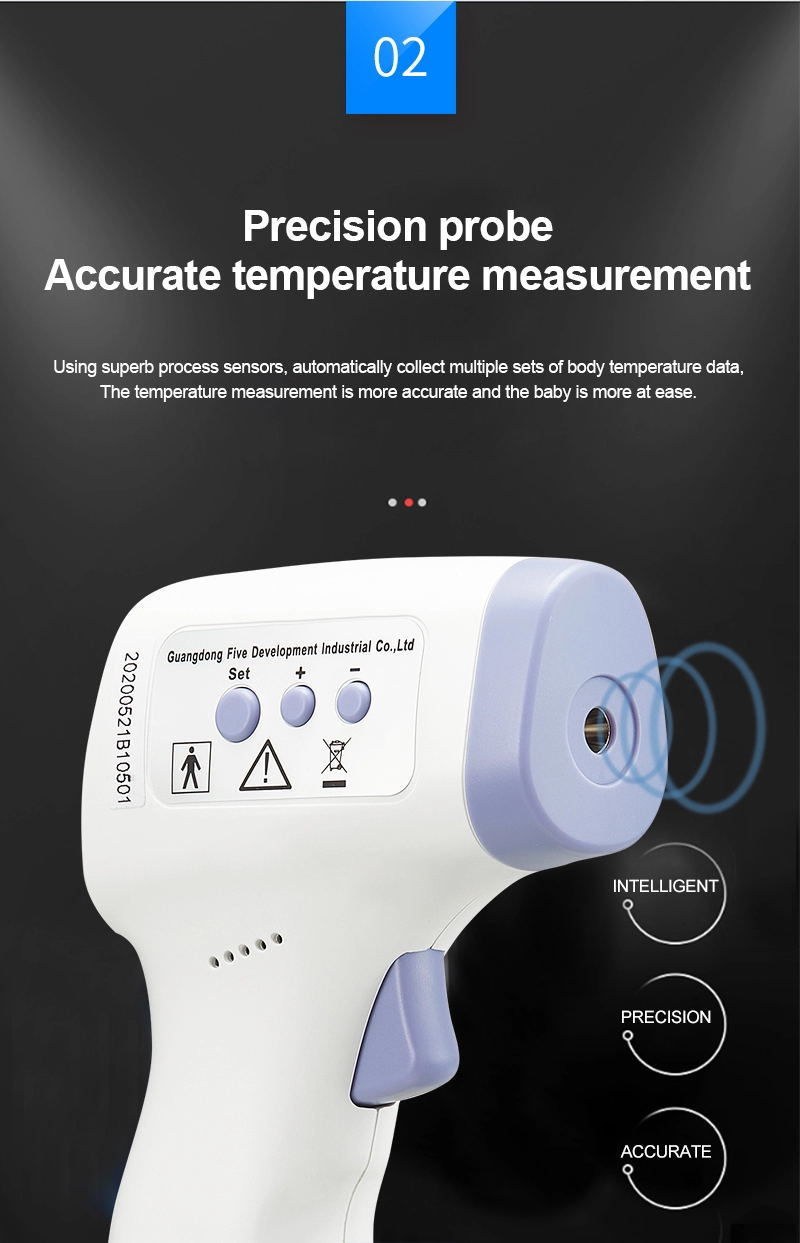 Non-Contact Body Thermometer