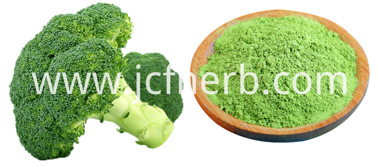 broccoli vegetable powder