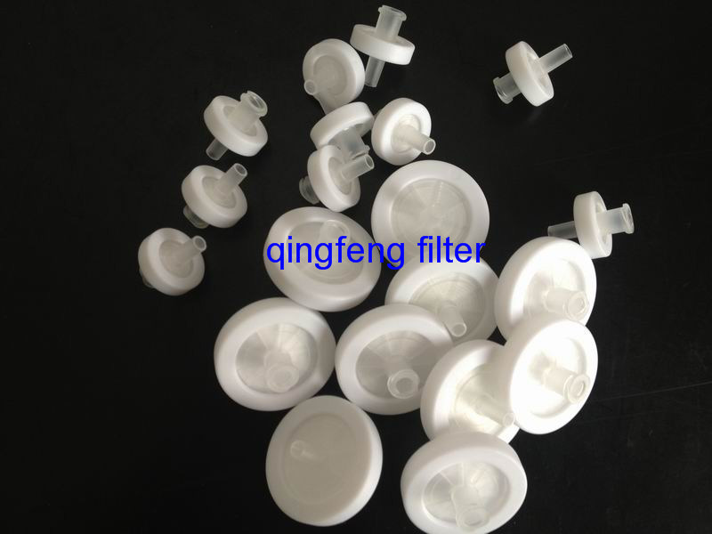 Millipore Sterile Nylon Syringe Filter