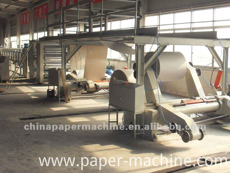 Composite Board Paper Machine
