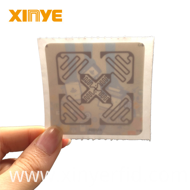 RFID UHF Sticker Labels Smart Retail Tags