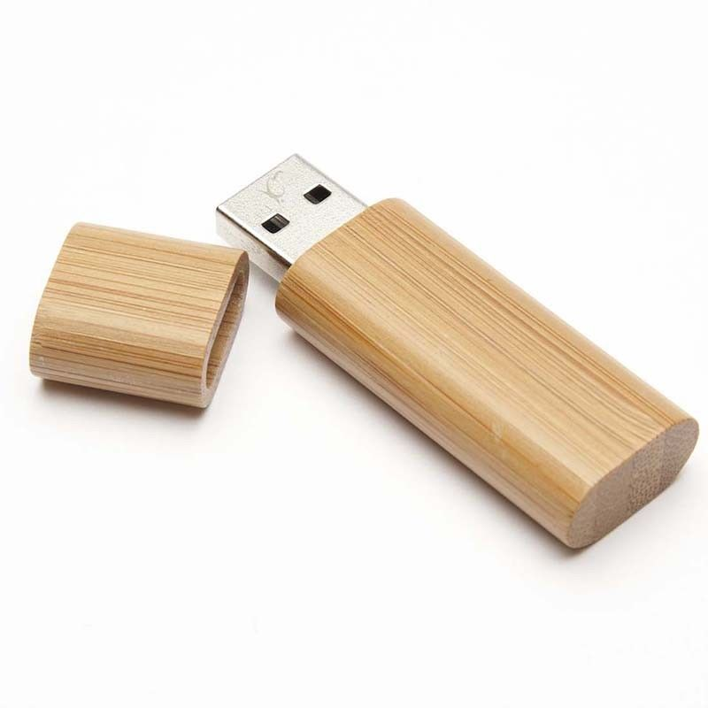 Usb Flash Drive Wood