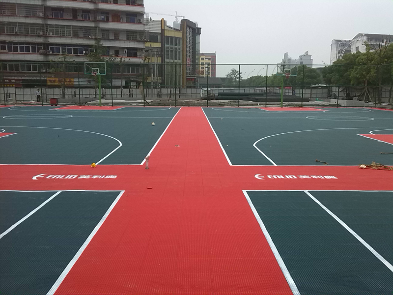 Three by Three Outdoor Courts
