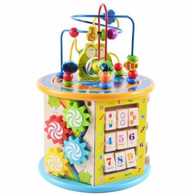 Educational Toy for Kids Activity Center