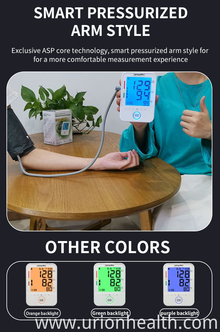 Bluetooth A Blood Pressure Monitor