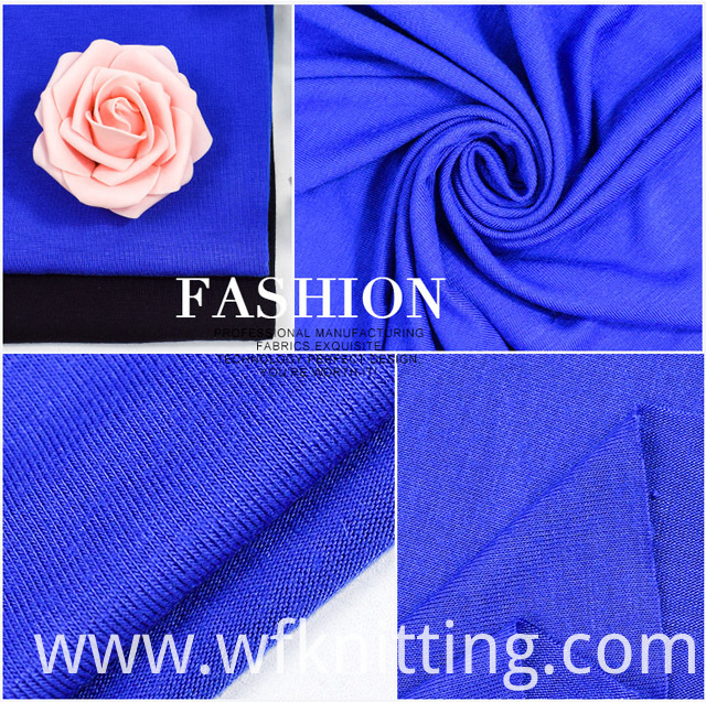 Factory Plain Dye Viscose Knit