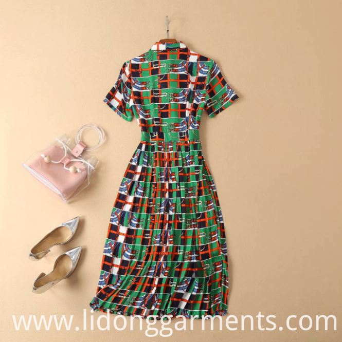 Casual Dress Printed Dress