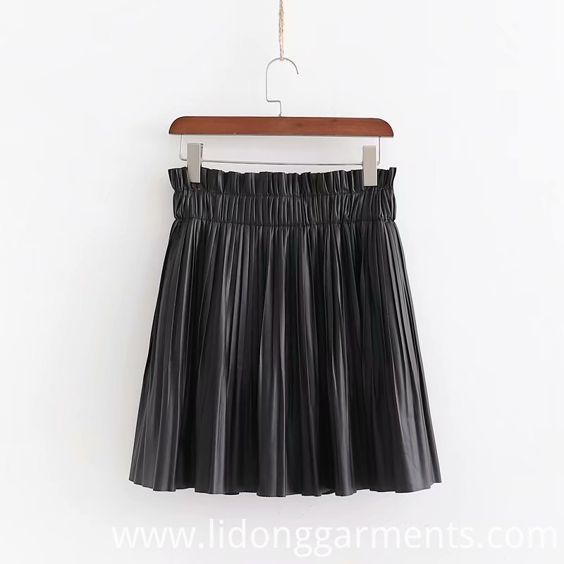 Cool Pleated Skirt