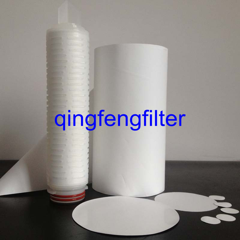 PTFE Laboratory Filter Membrane, Filter Membrane, Membrane Filters for Sterilization