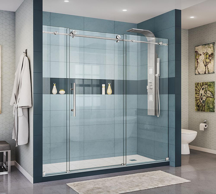 Shower Partition Glass