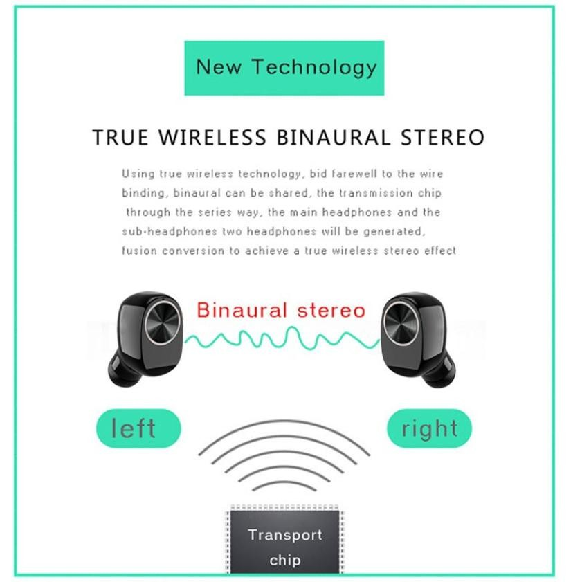 Trending True Wireless Stereo Touch Twins Ear Buds