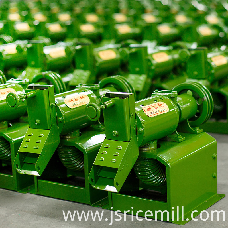 Complete Rice Mill