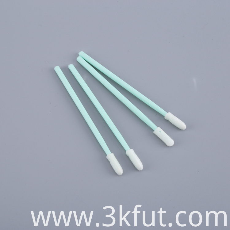 flexible head foam swabs