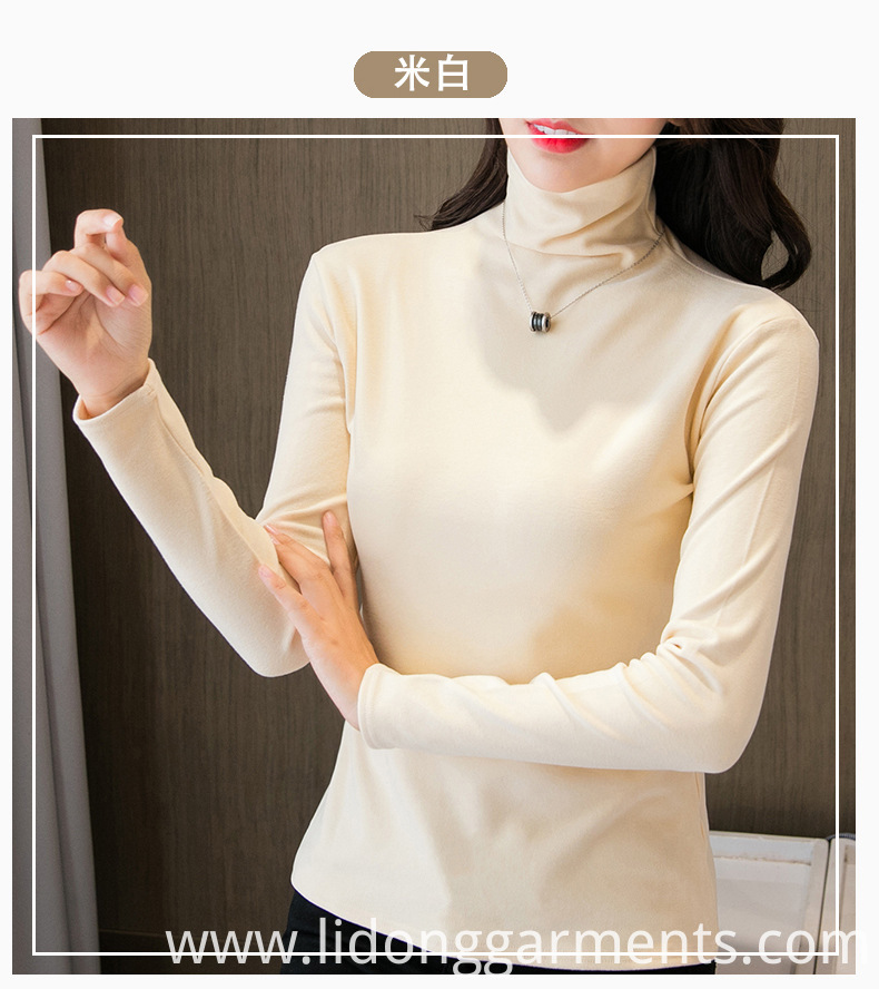 Women Slim Long Sleeve