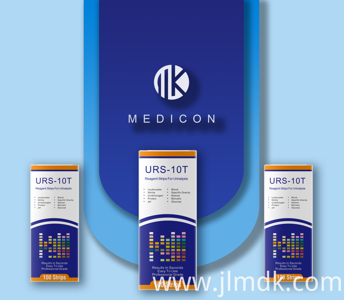 Medicon Urinalysis Test