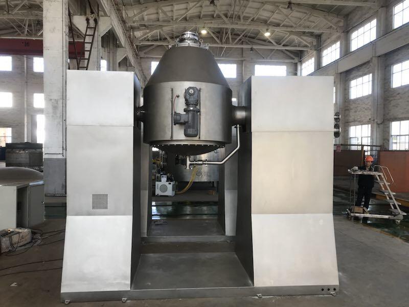 不锈钢316L材料旋转干燥叶片