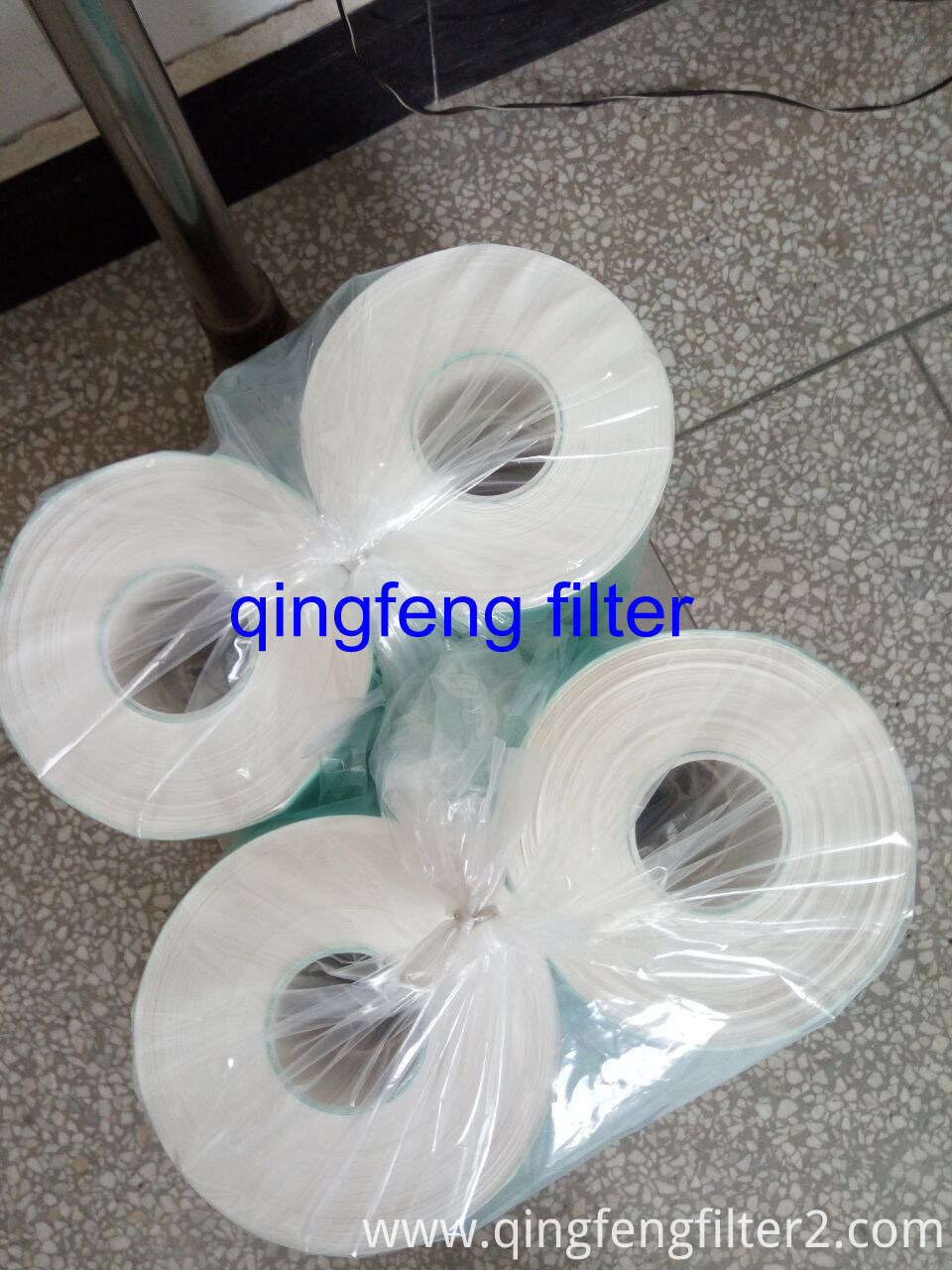 Anti-Static Separator Paper in Two-Sided for Filter Membrane