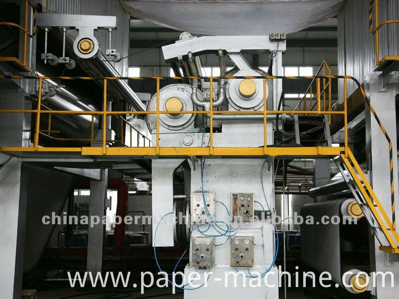 Paper Sizing Press Machine