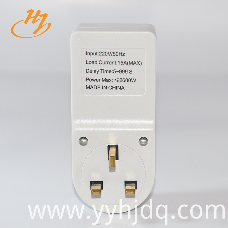 Household Universal 20A Voltage Protector