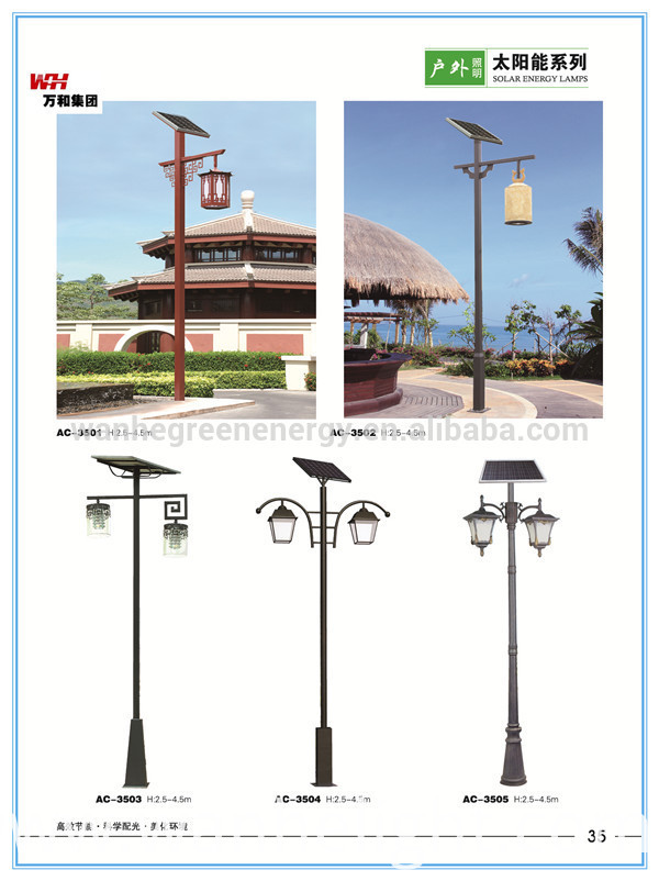 12v solar 30w led street light