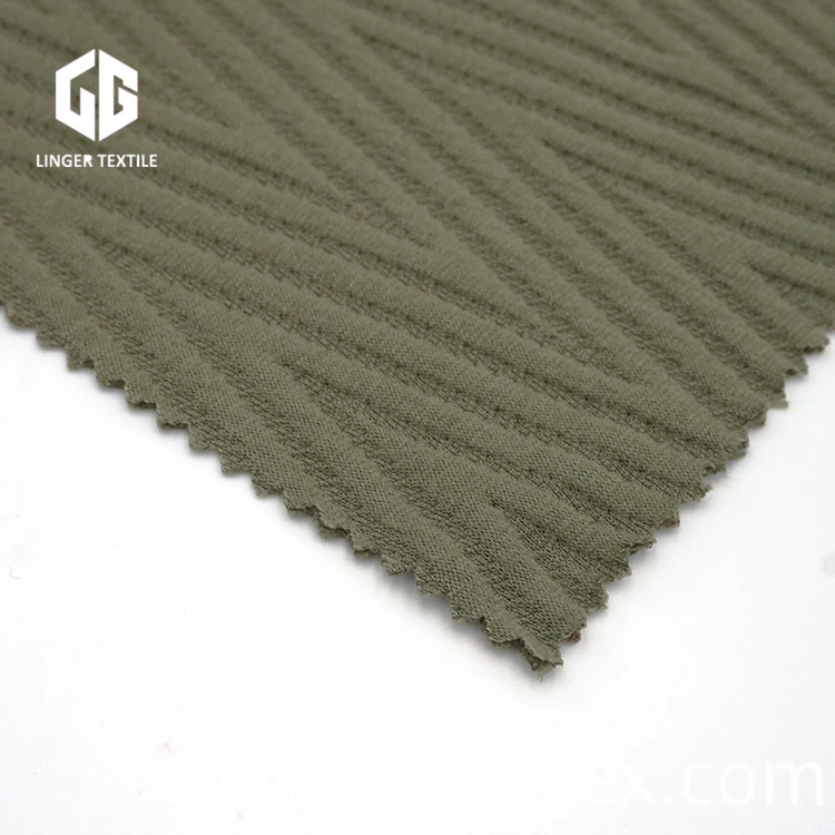 Wave Pattren Fabric