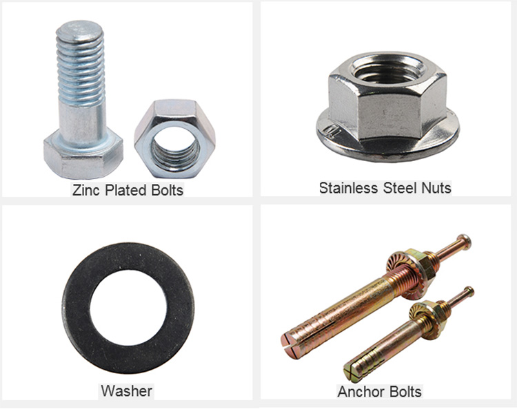 Hexagon Socket Button Head Screws with Collar