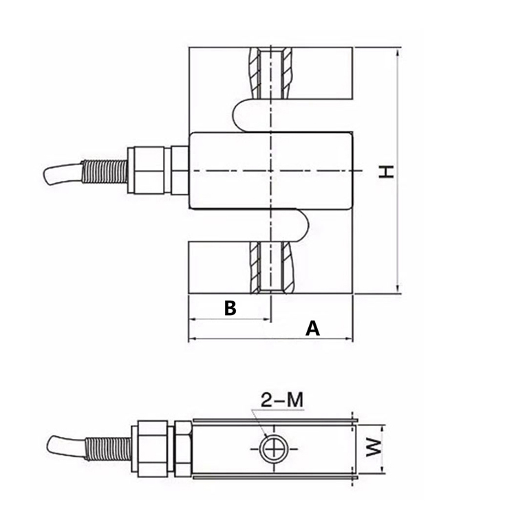 S Type Beam Load Cell