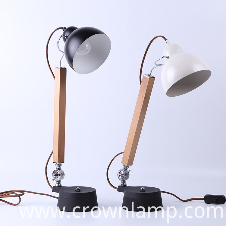 Foldable Reading Desk Lamp