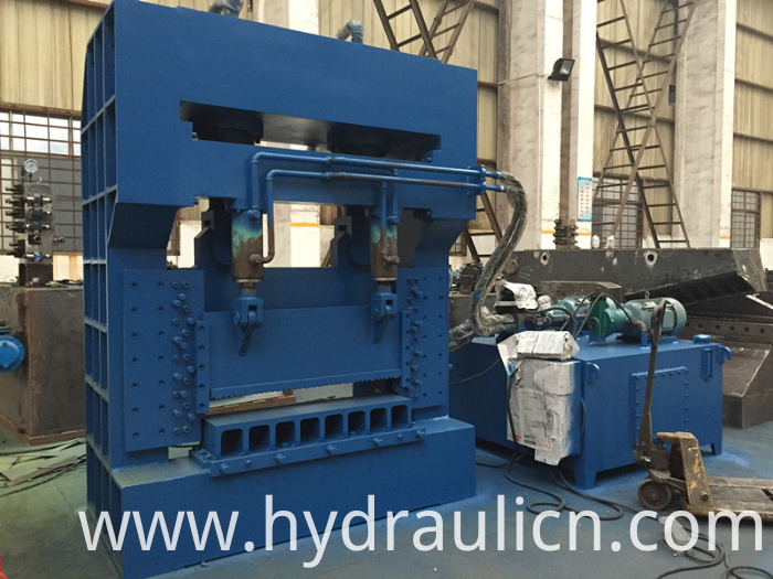 Q15-250 Steel Aluminum Copper Plate Sheet Guillotine Shear